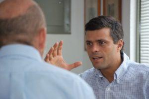 Leopoldo López entrevista