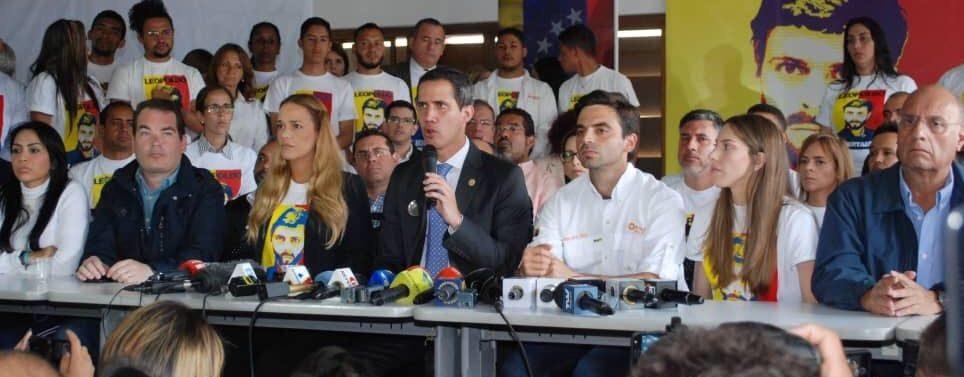 """A cinco años de su arresto, Leopoldo López """"dirige"""" la transición en Venezuela"""