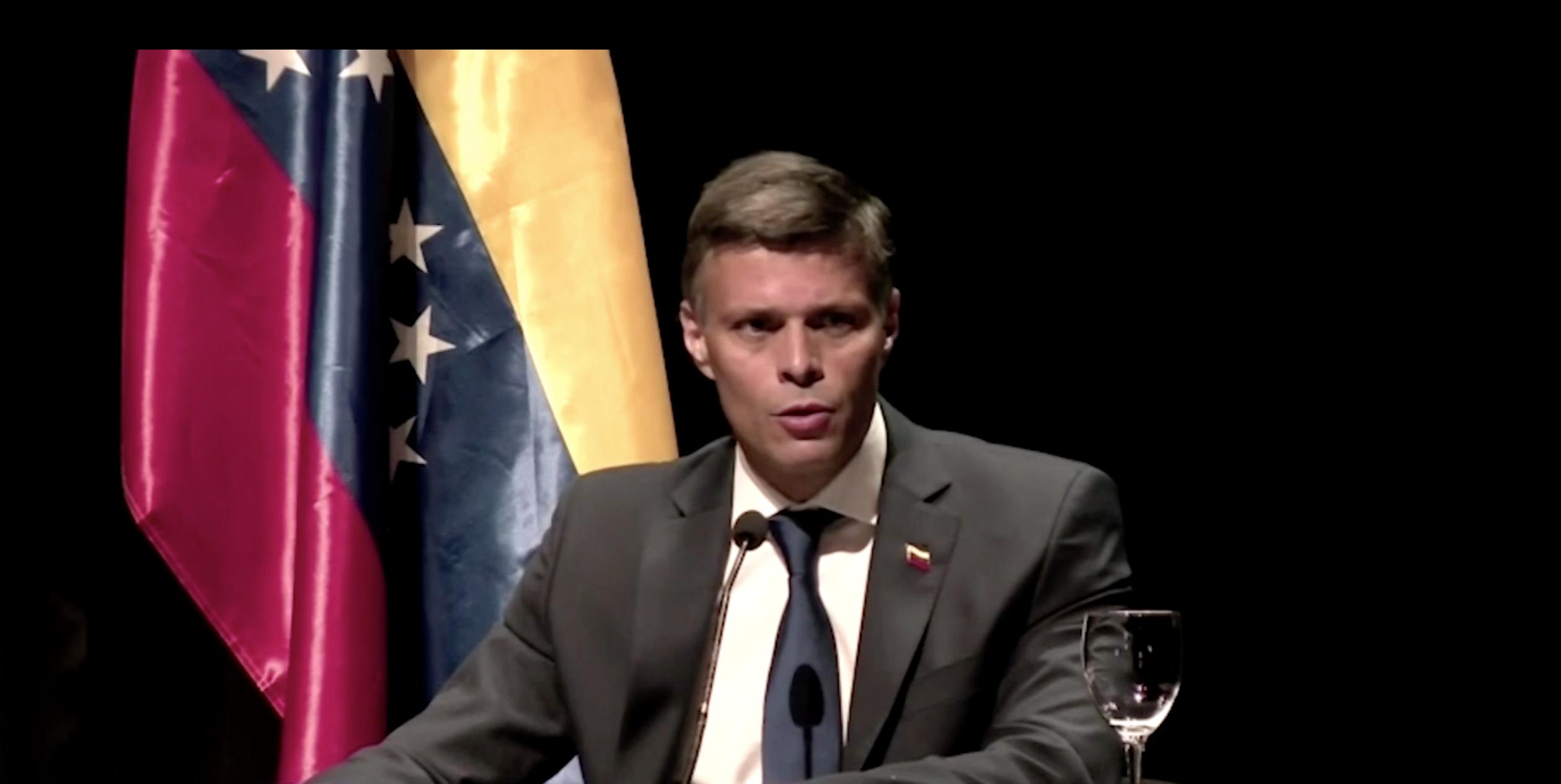 CNN | Leopoldo López: Los que estamos en el exilio decimos: 'Vamos a regresar a Venezuela'