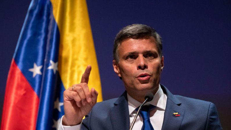 Nota de Prensa | Leopoldo López agradece sanciones de la UE contra quienes ordenan y ejecutan violaciones de DDHH en Venezuela