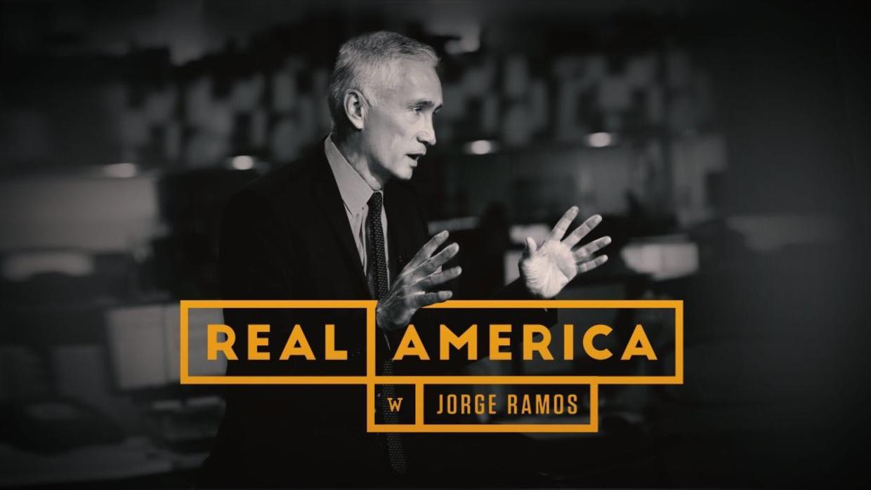 Real America | Nuestra entrevista con Jorge Ramos