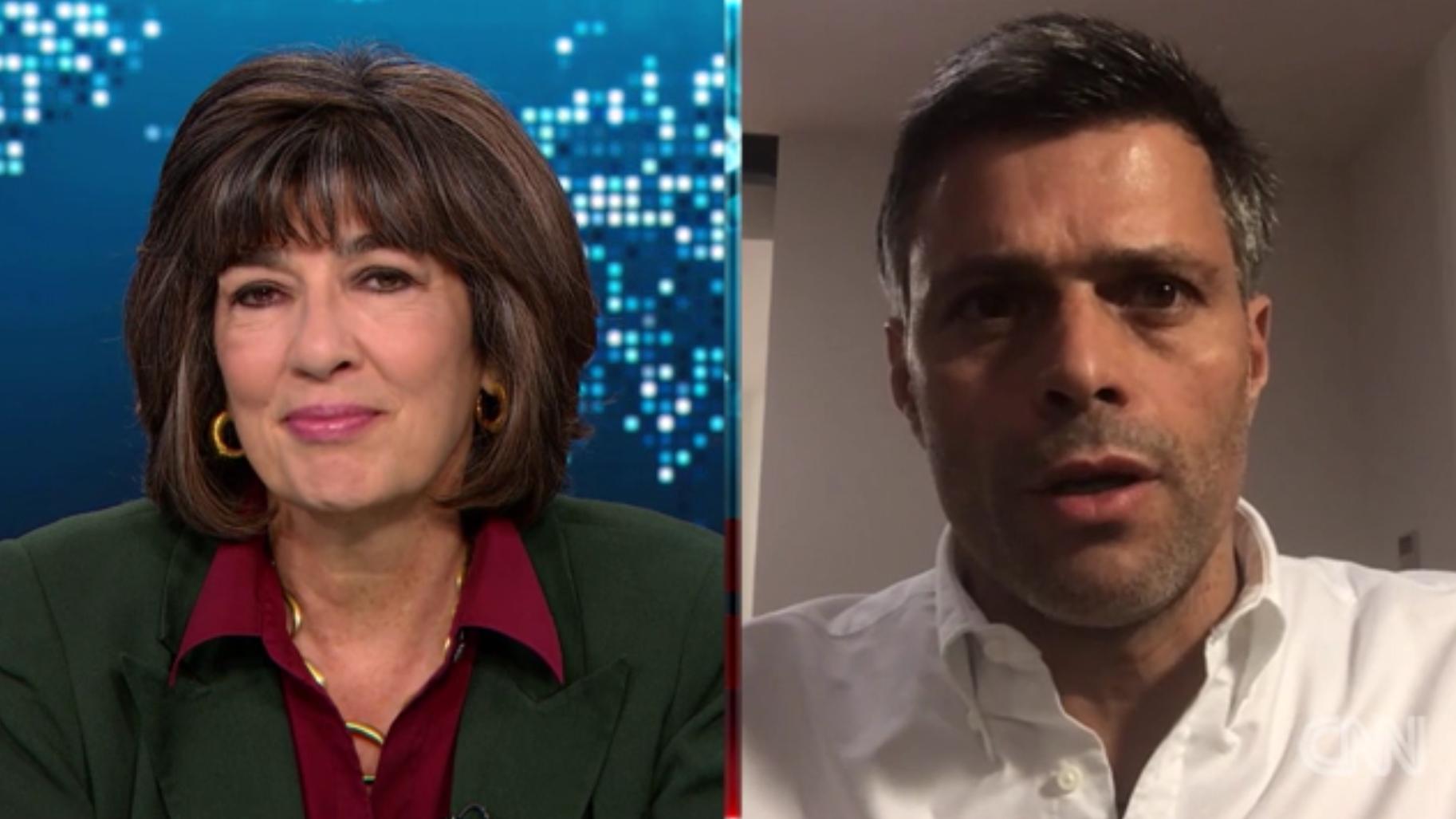 CNN Amanpour | ¿Qué debería hacer la administración Biden para Venezuela?