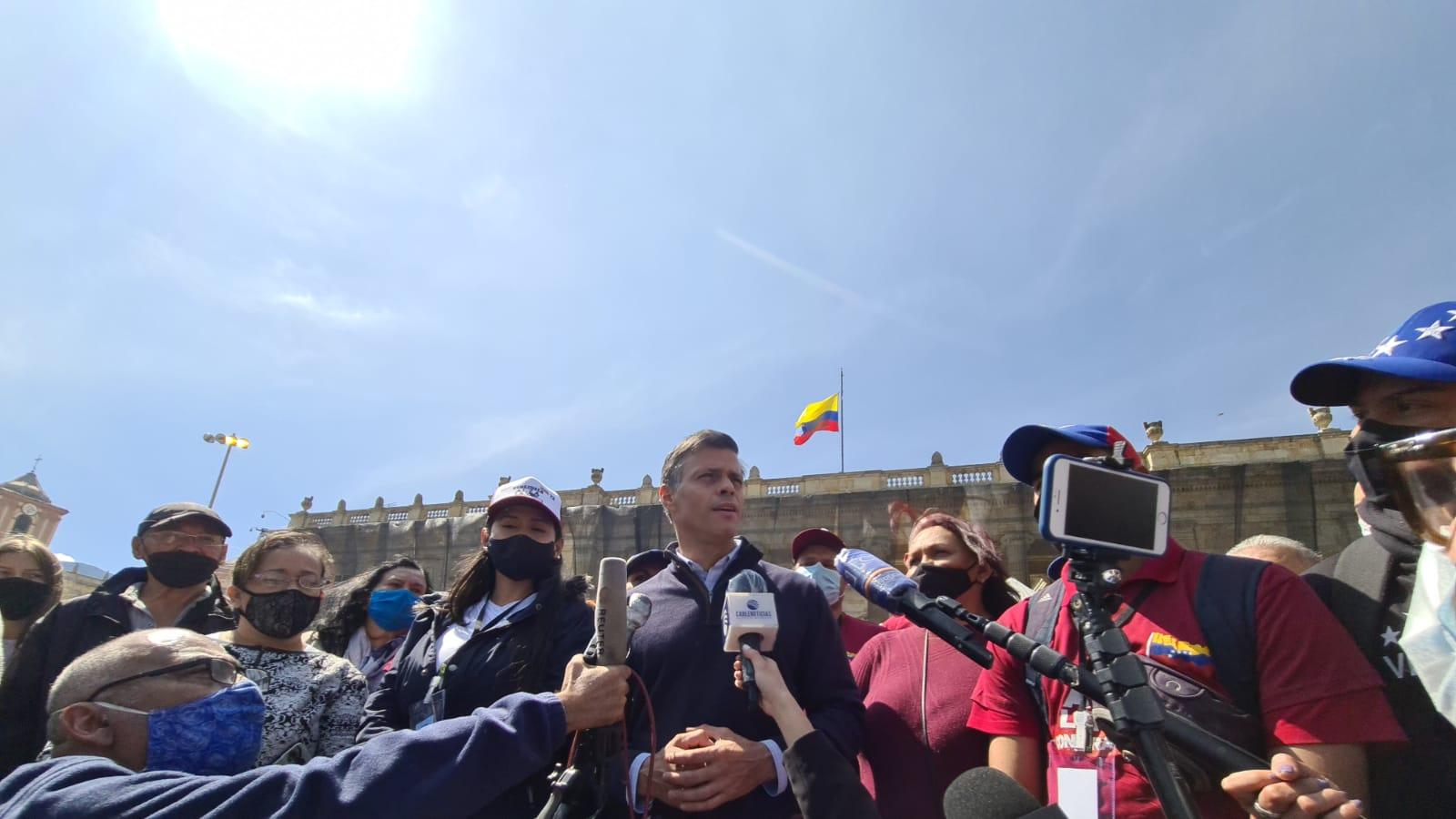 Leopoldo López: Digo Sí para activar todos los mecanismos de presión internacional para acabar con la dictadura