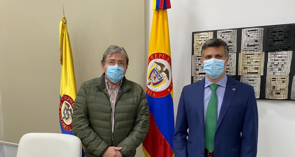 Leopoldo López: El gobierno colombiano continuará la presión internacional contra la dictadura de Maduro