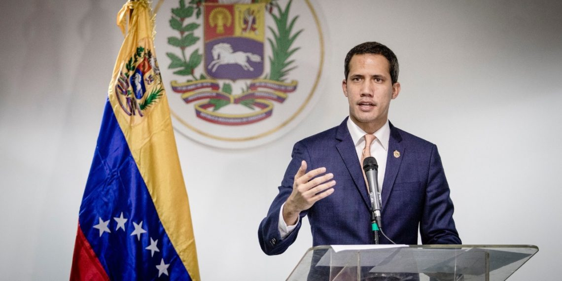 National Communication Center | President Guaidó thanks the Trump administration's support for the fight for democracy and freedom in Venezuela